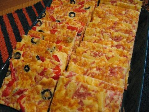 Pizzapohja rahka pellillinen