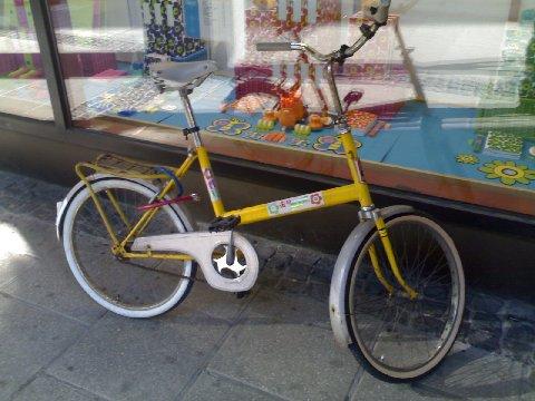Pyöräily seksuaalisuus