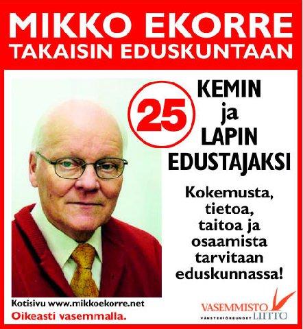 Mikko Ekorre