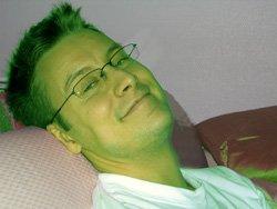 Kateuden vihreä peikko