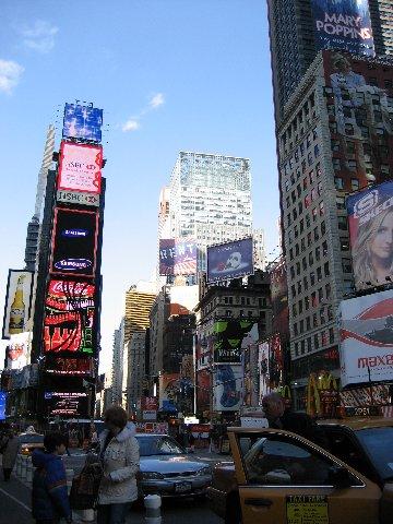 Koukku ylös Manhattan